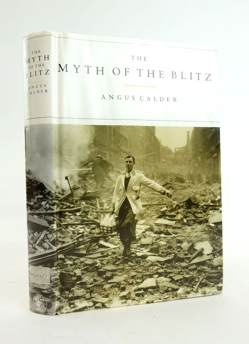 Photo of THE MYTH OF THE BLITZ- Stock Number: 1820984