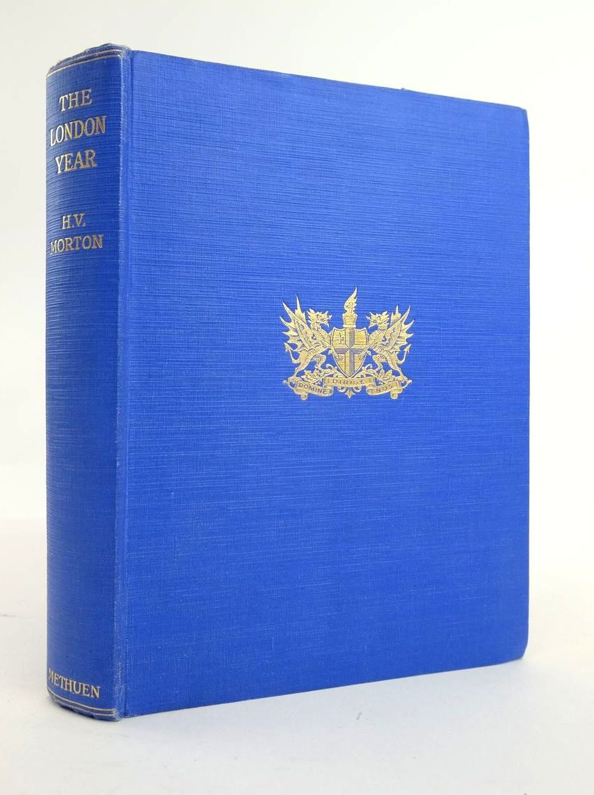 Photo of THE LONDON YEAR: A BOOK OF MANY MOODS written by Morton, H.V. illustrated by Horne, A.E. published by Methuen & Co. Ltd. (STOCK CODE: 1820996)  for sale by Stella & Rose's Books