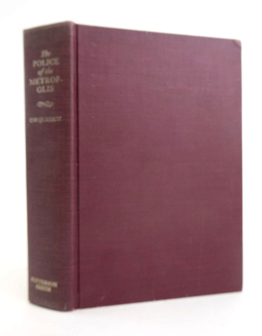 Photo of A TREATISE ON THE POLICE OF THE METROPOLIS written by Colquhoun, Patrick published by Patterson Smith (STOCK CODE: 1820998)  for sale by Stella & Rose's Books