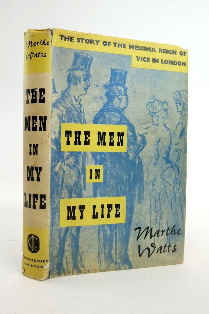Photo of THE MEN IN MY LIFE written by Watts, Marthe published by Christopher Johnson (STOCK CODE: 1820999)  for sale by Stella & Rose's Books