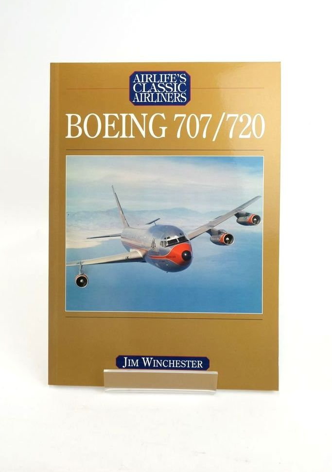 Photo of BOEING 707/720 (AIRLIFE'S CLASSIC AIRLINERS) written by Winchester, Jim published by Airlife (STOCK CODE: 1821012)  for sale by Stella & Rose's Books