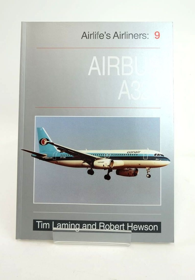 Photo of AIRBUS A320 (AIRLIFE'S AIRLINERS 9) written by Laming, Tim Hewson, Robert published by Airlife (STOCK CODE: 1821015)  for sale by Stella & Rose's Books