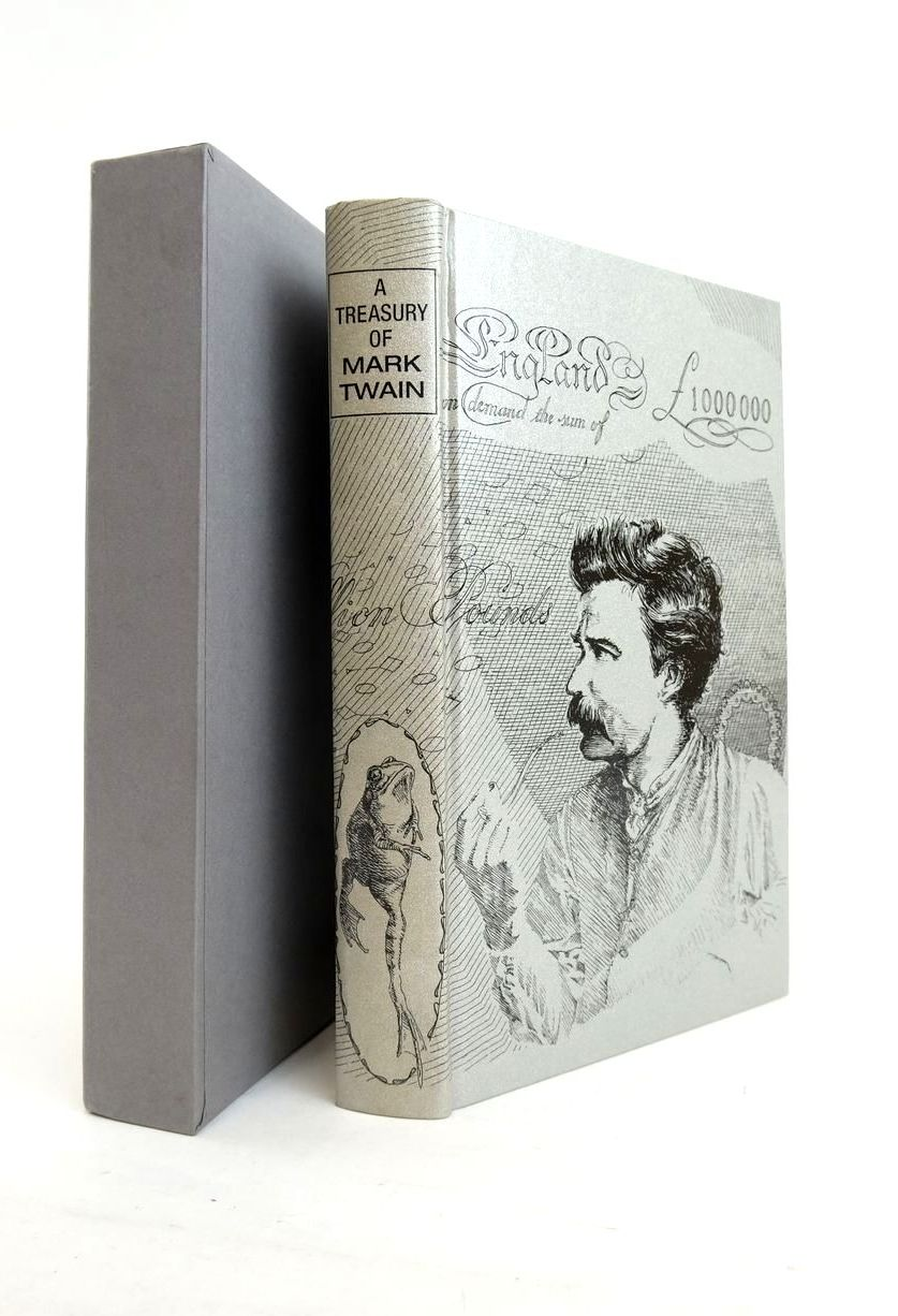 Photo of A TREASURY OF MARK TWAIN written by Twain, Mark