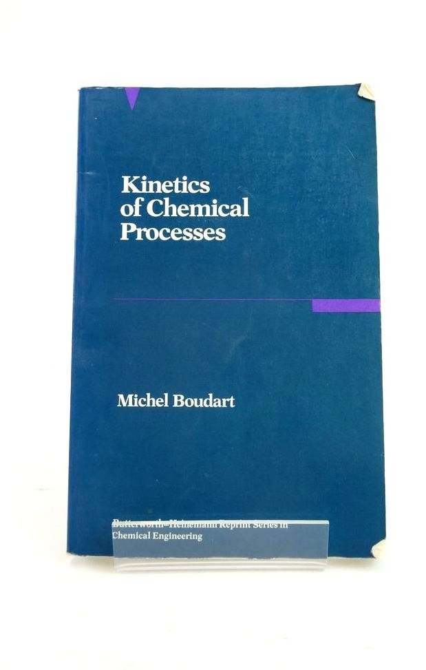Photo of KINETICS OF CHEMICAL PROCESSES- Stock Number: 1821058
