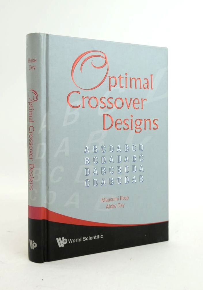 Photo of OPTIMAL CROSSOVER DESIGNS- Stock Number: 1821078