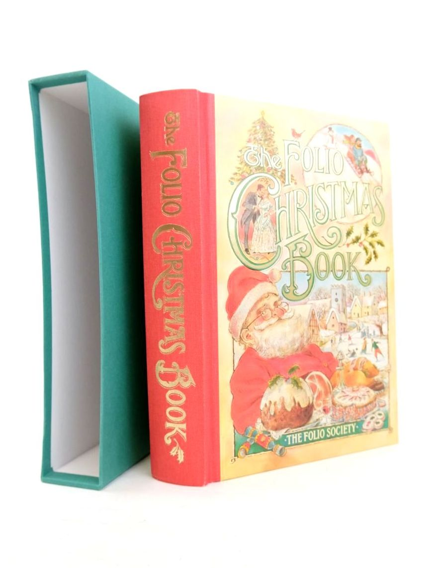 Photo of THE FOLIO CHRISTMAS BOOK- Stock Number: 1821092