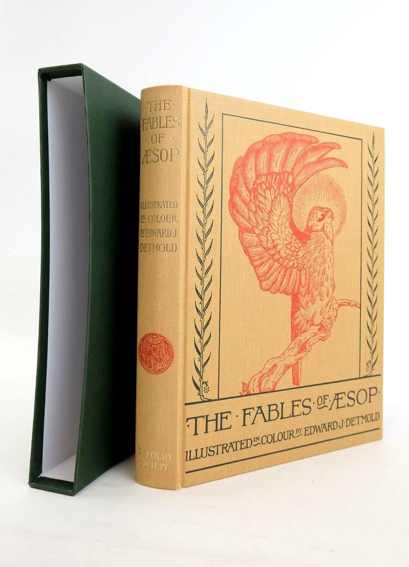 Photo of THE FABLES OF AESOP- Stock Number: 1821093