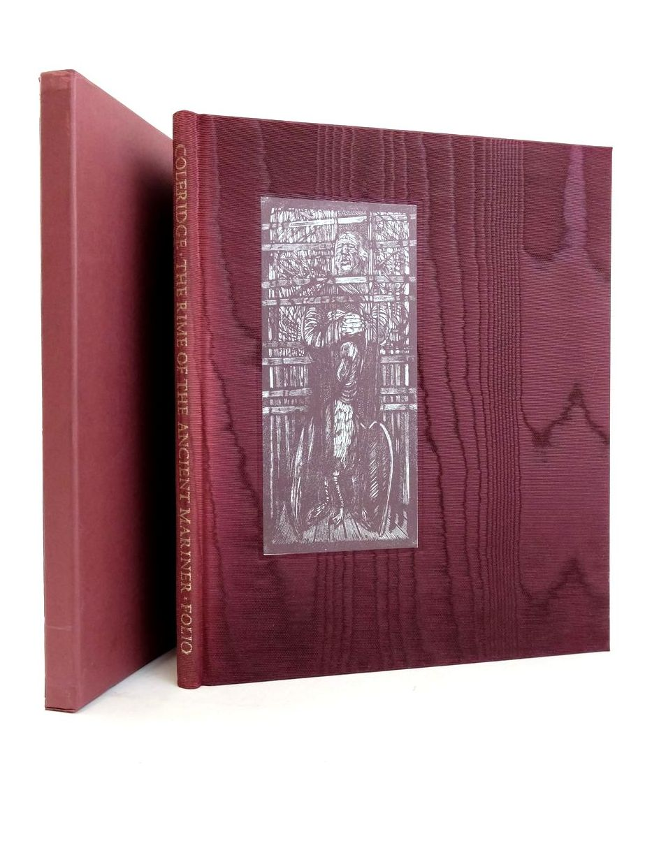 Photo of THE RIME OF THE ANCIENT MARINER written by Coleridge, Samuel Taylor Holmes, Richard illustrated by Palmer, Garrick published by Folio Society (STOCK CODE: 1821102)  for sale by Stella & Rose's Books