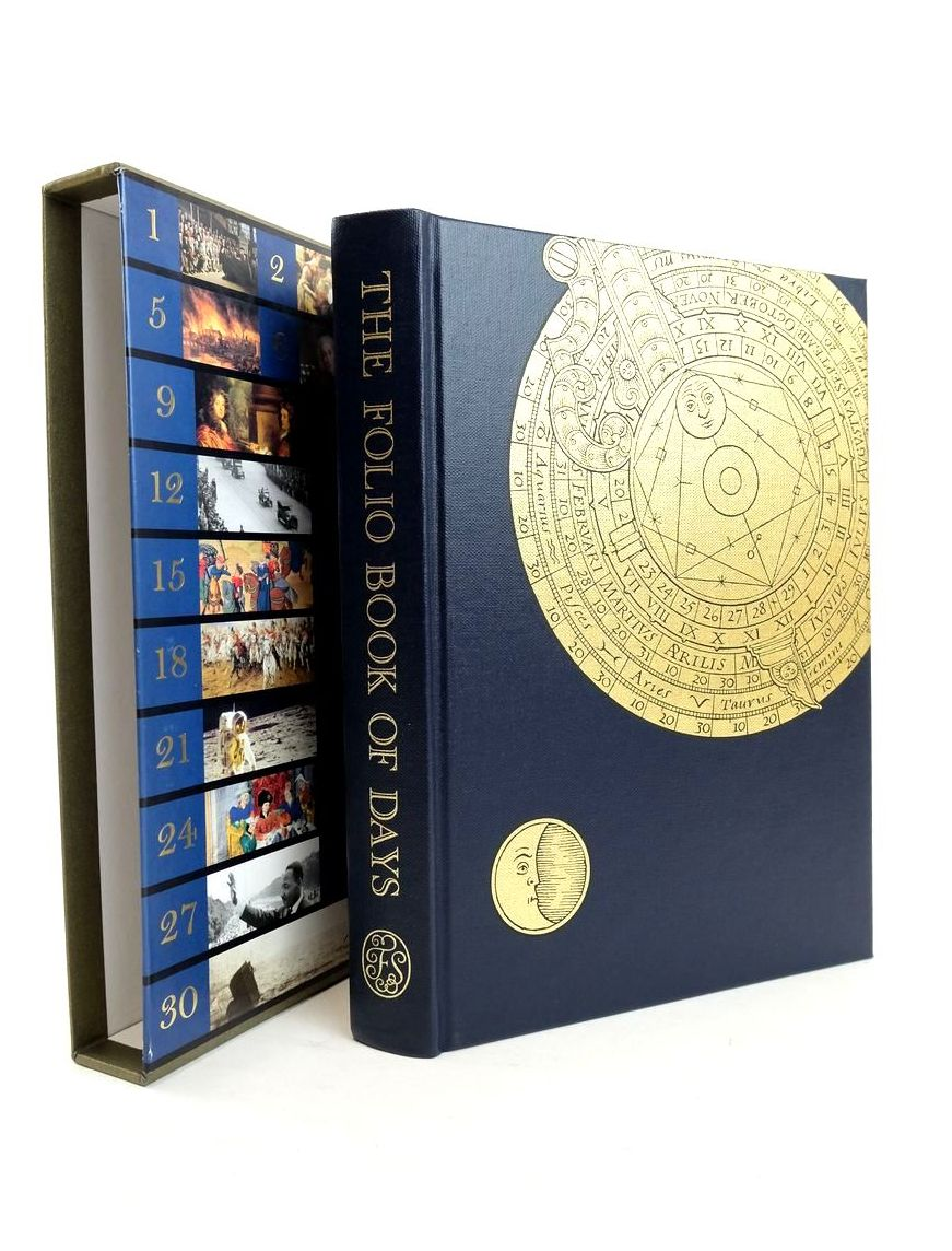 Photo of THE FOLIO BOOK OF DAYS written by Hudson, Roger published by Folio Society (STOCK CODE: 1821109)  for sale by Stella & Rose's Books