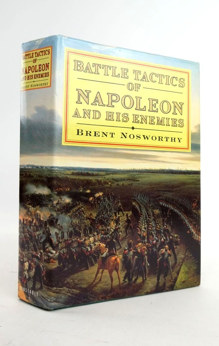 Photo of BATTLE TACTICS OF NAPOLEON AND HIS ENEMIES- Stock Number: 1821130
