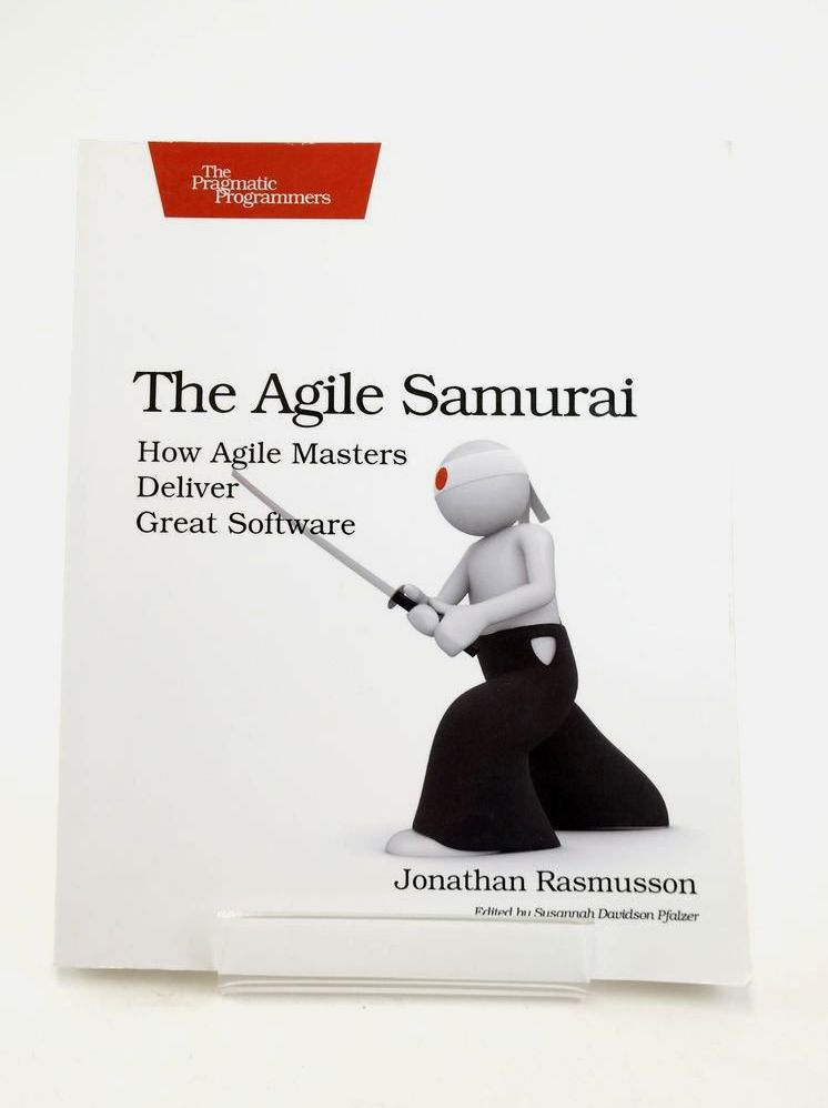 Photo of THE AGILE SAMURAI: HOW AGILE MASTERS DELIVER GREAT SOFTWARE written by Rasmusson, Jonathan published by The Pragmatic Bookshelf (STOCK CODE: 1821137)  for sale by Stella & Rose's Books