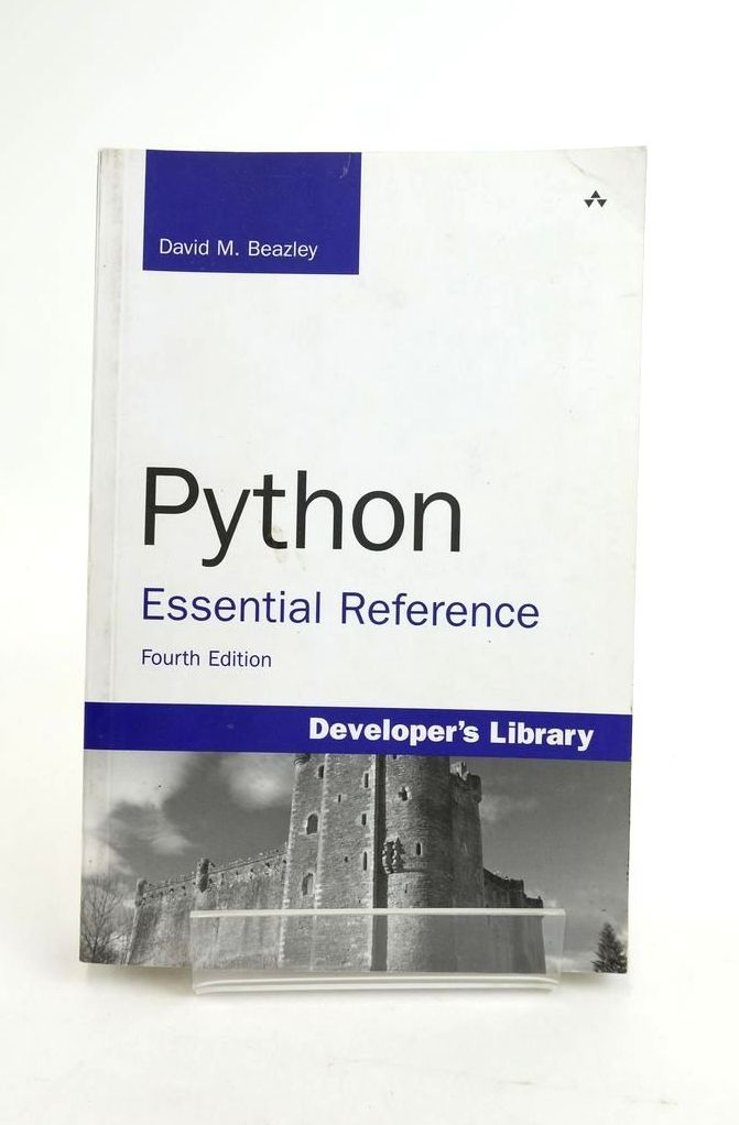 Photo of PYTHON ESSENTIAL REFERENCE written by Beazley, David M. published by Addison-Wesley (STOCK CODE: 1821139)  for sale by Stella & Rose's Books