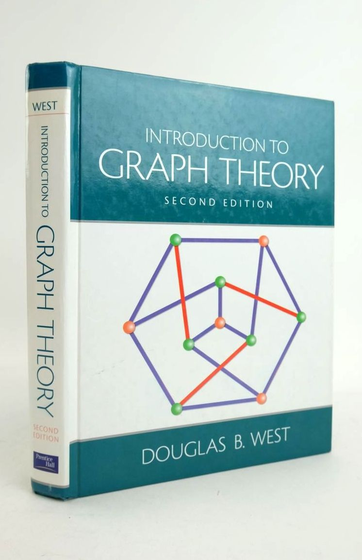 Photo of INTRODUCTION TO GRAPH THEORY- Stock Number: 1821140