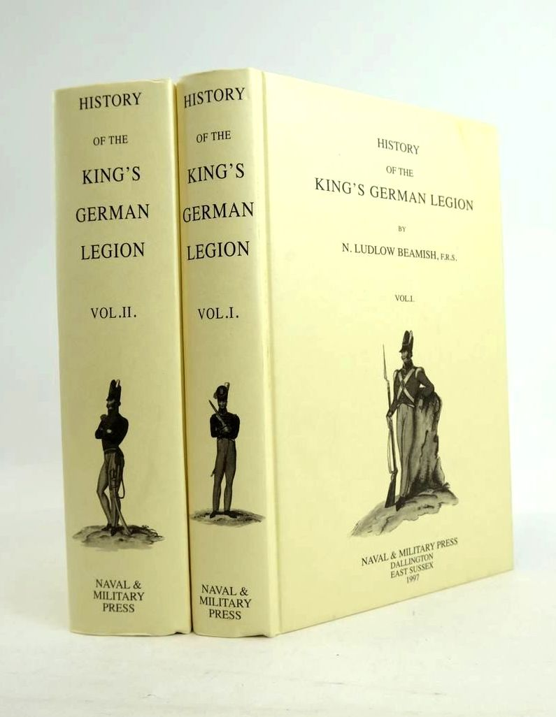 Photo of HISTORY OF THE KING'S GERMAN LEGION (2 VOLUMES)- Stock Number: 1821164