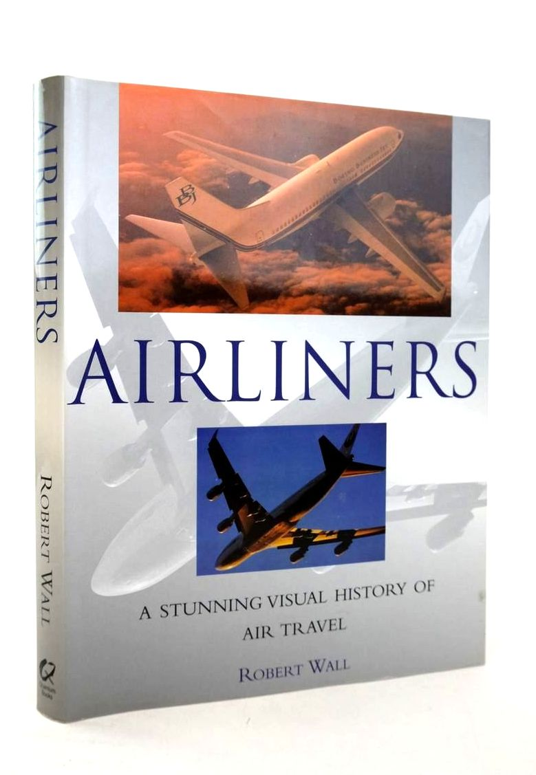 Photo of AIRLINERS written by Wall, Robert published by Quantum Books (STOCK CODE: 1821165)  for sale by Stella & Rose's Books