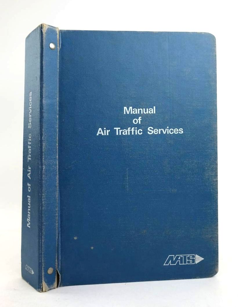 Photo of MANUAL OF AIR TRAFFIC SERVICES- Stock Number: 1821167