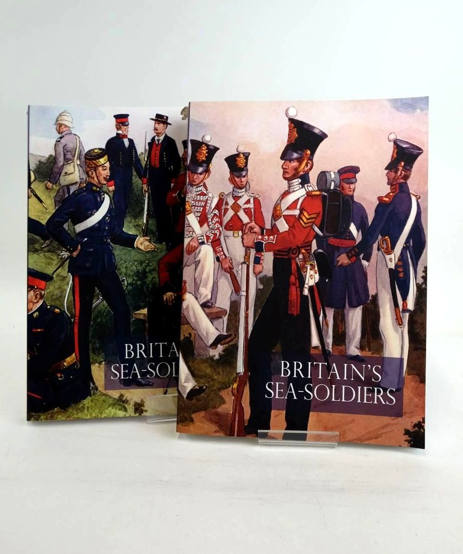 Photo of BRITAIN'S SEA-SOLDIERS (2 VOLUMES)- Stock Number: 1821168