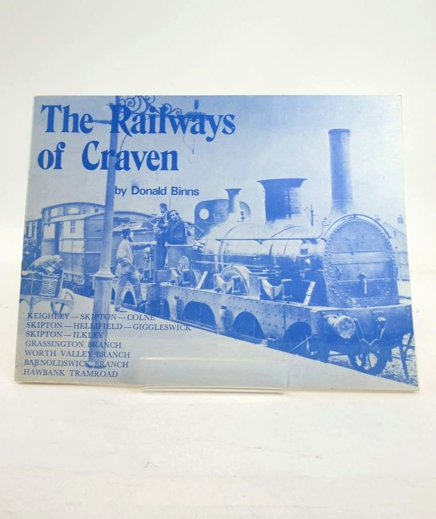 Photo of THE RAILWAYS OF CRAVEN- Stock Number: 1821190