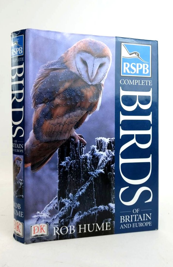 Photo of RSPB COMPLETE BIRDS OF BRITAIN AND EUROPE written by Hume, Rob published by Dorling Kindersley (STOCK CODE: 1821213)  for sale by Stella & Rose's Books