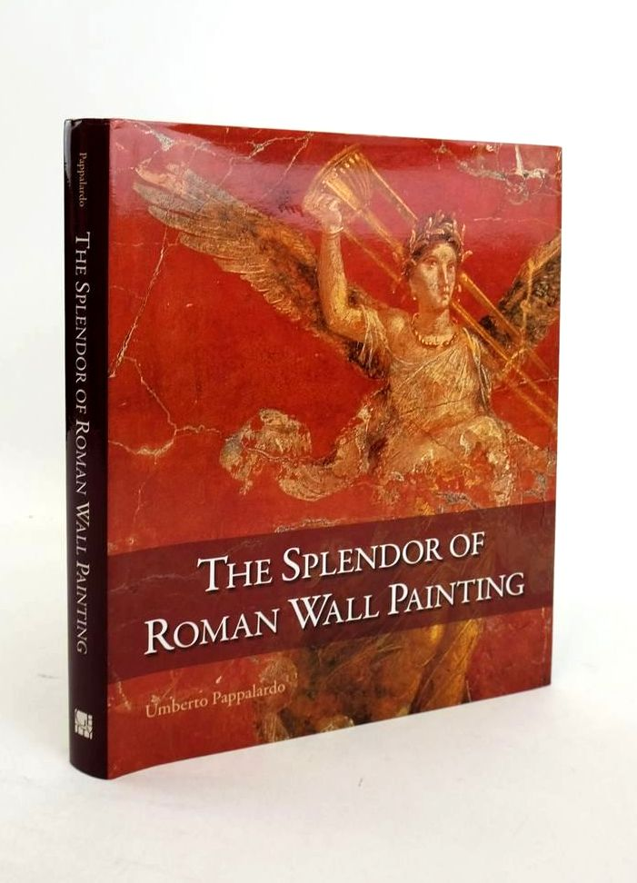 Photo of THE SPLENDOR OF ROMAN WALL PAINTING- Stock Number: 1821220