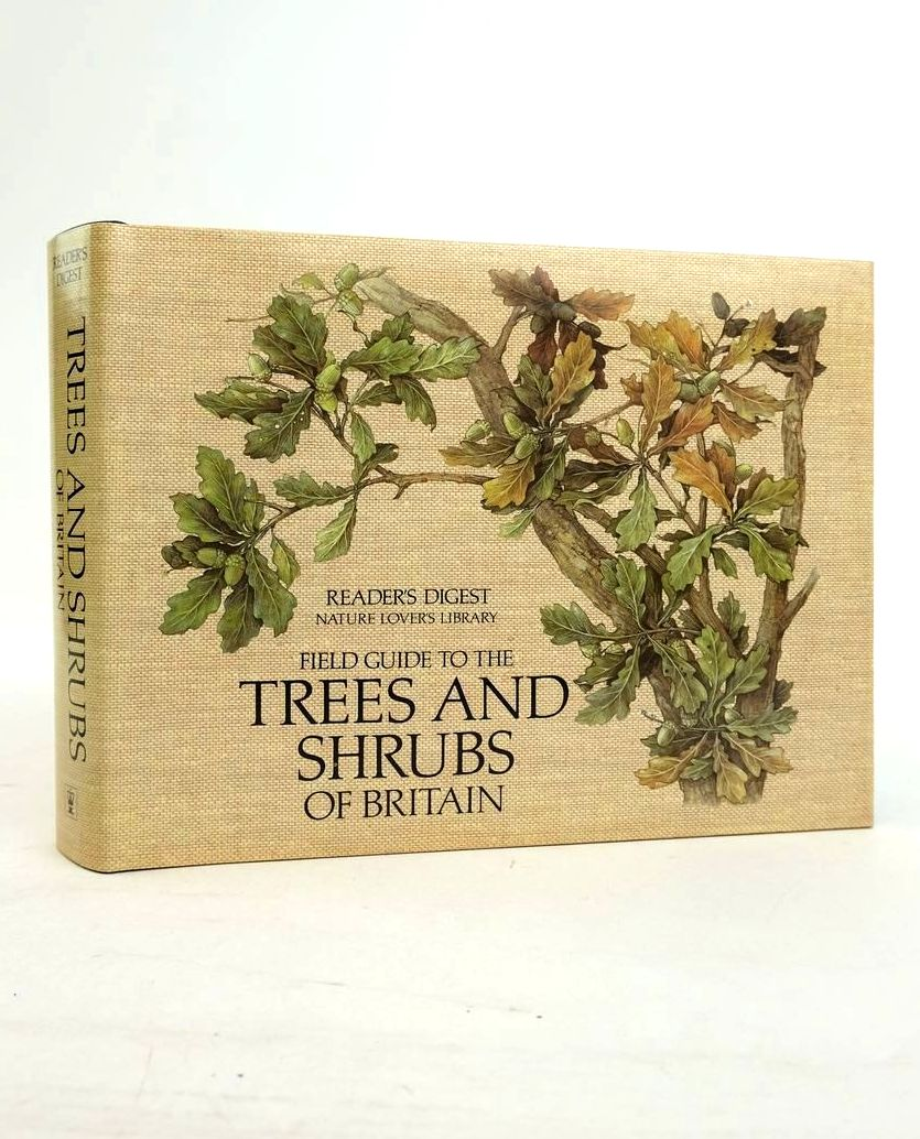 Photo of FIELD GUIDE TO THE TREES AND SHRUBS OF BRITAIN published by Reader's Digest (STOCK CODE: 1821222)  for sale by Stella & Rose's Books