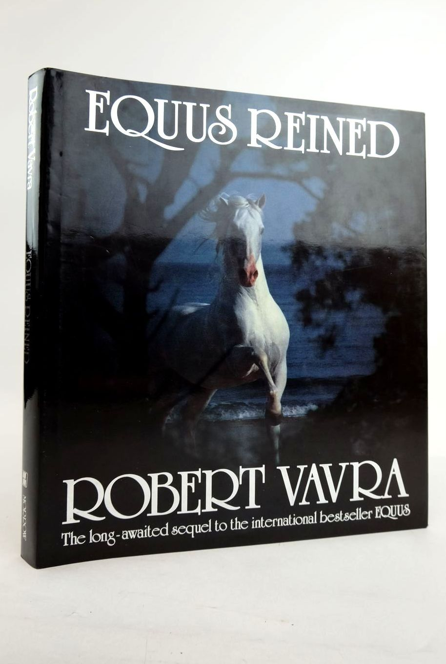 Photo of EQUUS REINED written by Vavra, Robert published by William Morrow & Company Inc (STOCK CODE: 1821225)  for sale by Stella & Rose's Books