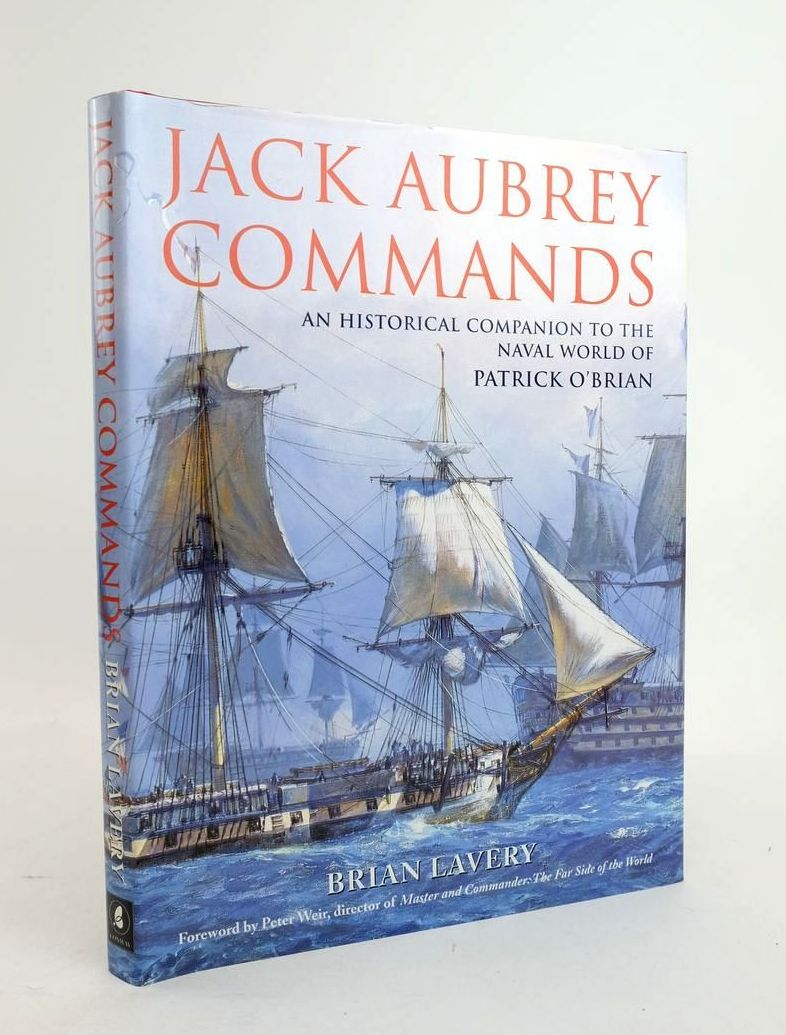 Photo of JACK AUBREY COMMANDS: AN HISTORICAL COMPANION TO THE NAVAL WORLD written by Lavery, Brian published by Conway Maritime Press (STOCK CODE: 1821235)  for sale by Stella & Rose's Books