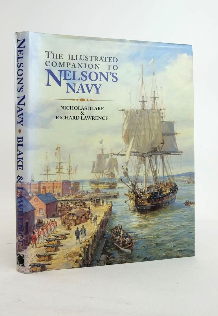 Photo of THE ILLUSTRATED COMPANION TO NELSON'S NAVY- Stock Number: 1821236
