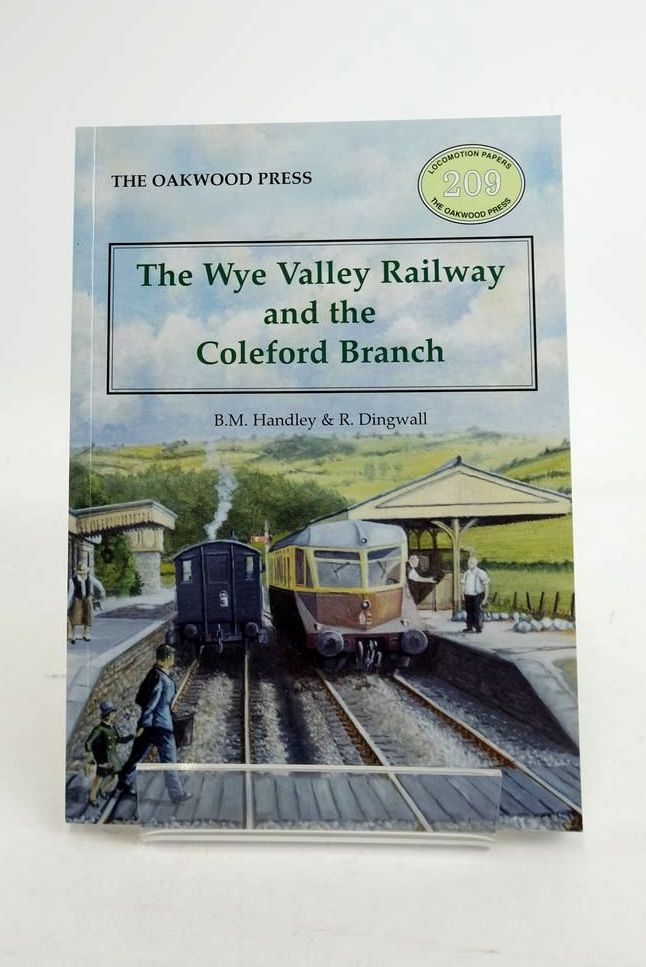 Photo of THE WYE VALLEY RAILWAY AND THE COLEFORD BRANCH (LOCOMOTION PAPERS 209)- Stock Number: 1821244