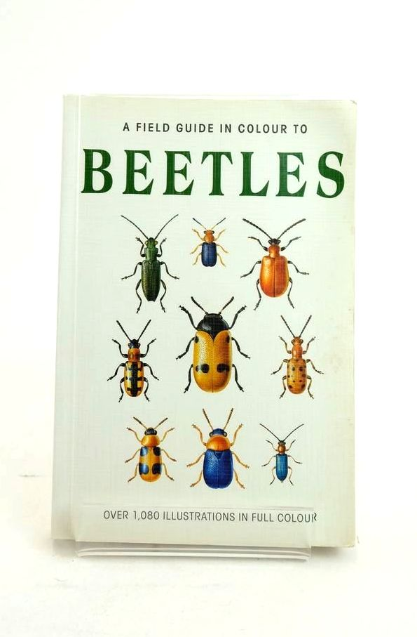 Photo of A FIELD GUIDE IN COLOUR TO BEETLES- Stock Number: 1821269