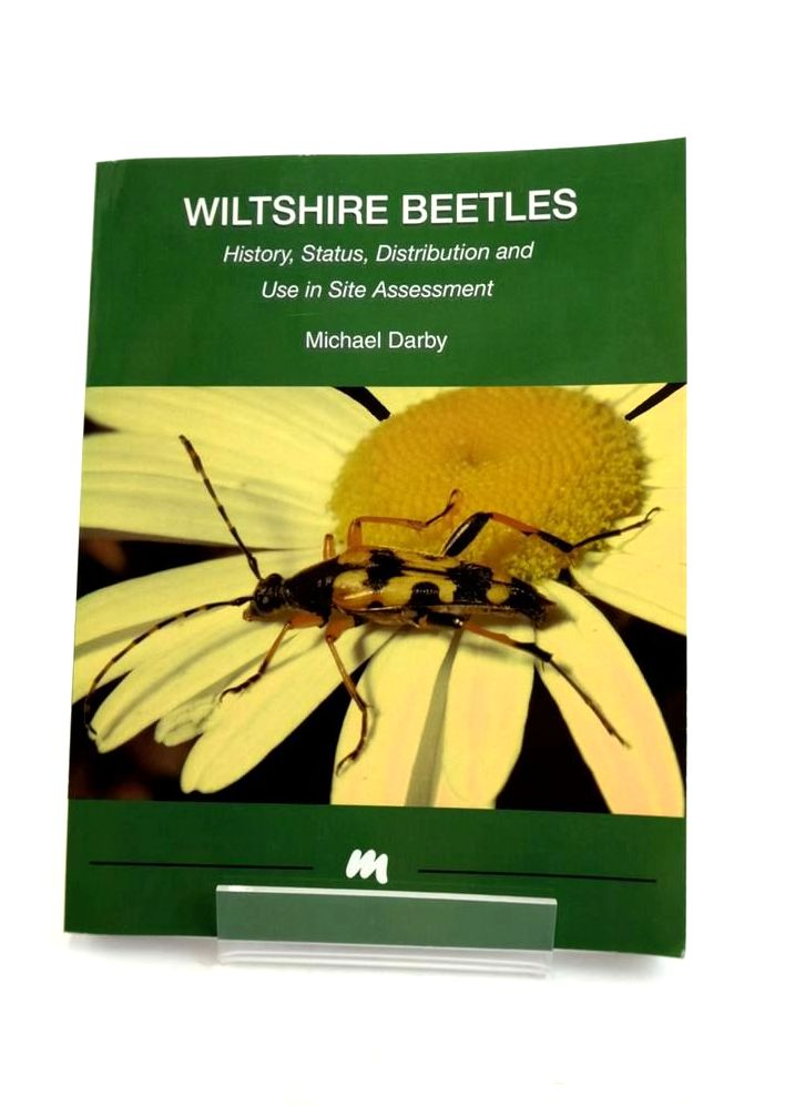 Photo of WILTSHIRE BEETLES: HISTORY, STATUS, DISTRIBUTION AND USE IN SITE ASSESSMENT- Stock Number: 1821271