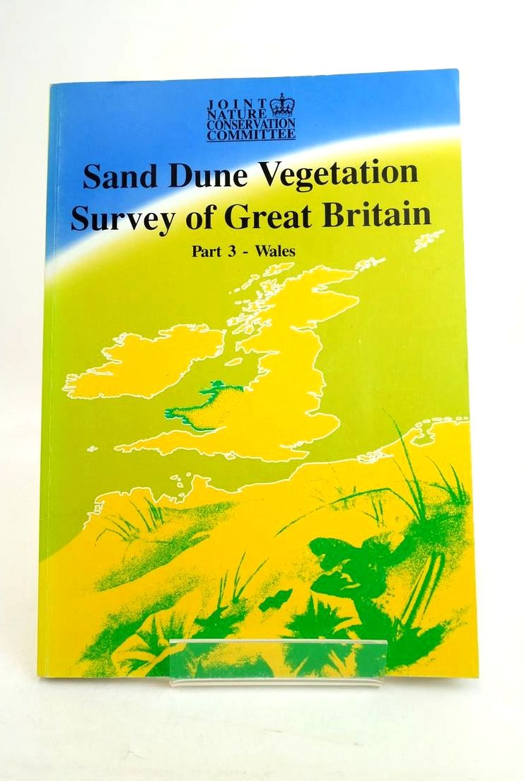 Photo of SAND DUNE VEGETATION SURVEY OF GREAT BRITAIN A NATIONAL INVENTORY PART 3: WALES written by Dargie, T.C.D. published by Joint Nature Conservation Committee (STOCK CODE: 1821274)  for sale by Stella & Rose's Books