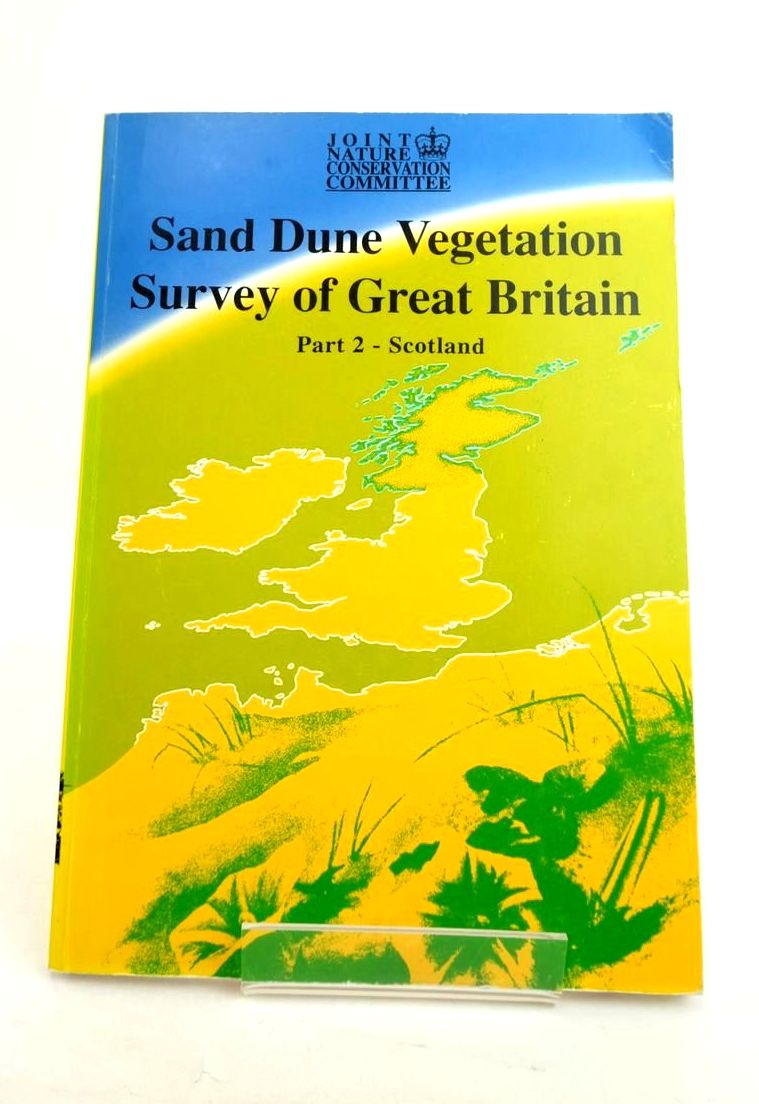 Photo of SAND DUNE VEGETATION SURVEY OF GREAT BRITAIN A NATIONAL INVENTORY PART II: SCOTLAND written by Dargie, T.C.D. published by Joint Nature Conservation Committee (STOCK CODE: 1821275)  for sale by Stella & Rose's Books