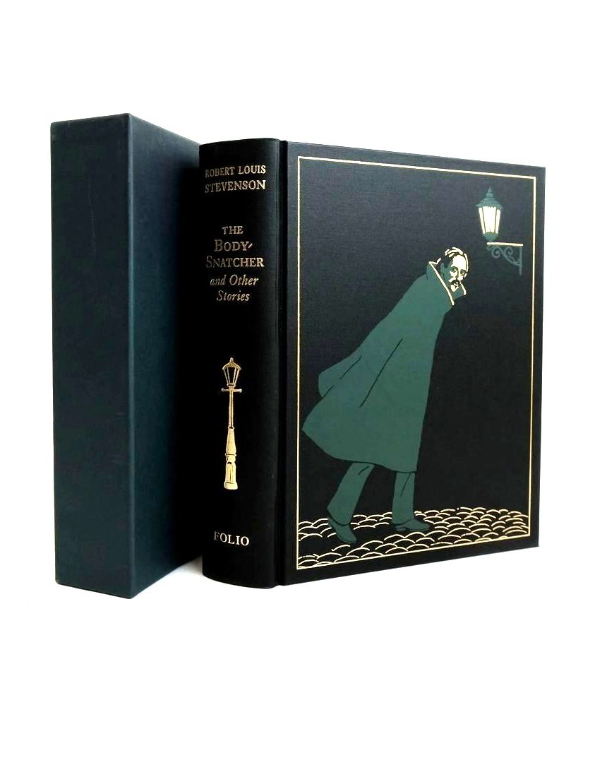 Photo of THE BODY-SNATCHER AND OTHER STORIES written by Stevenson, Robert Louis Harman, Claire illustrated by Foreman, Michael published by Folio Society (STOCK CODE: 1821282)  for sale by Stella & Rose's Books
