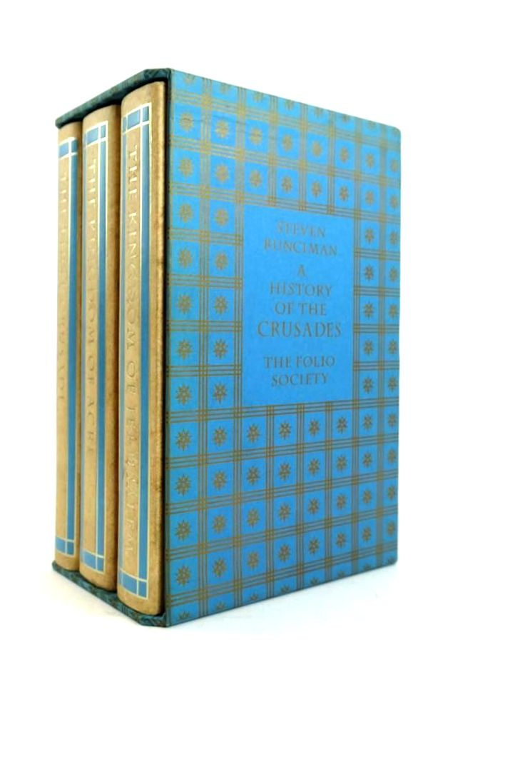 Photo of A HISTORY OF THE CRUSADES (3 VOLUMES)- Stock Number: 1821283
