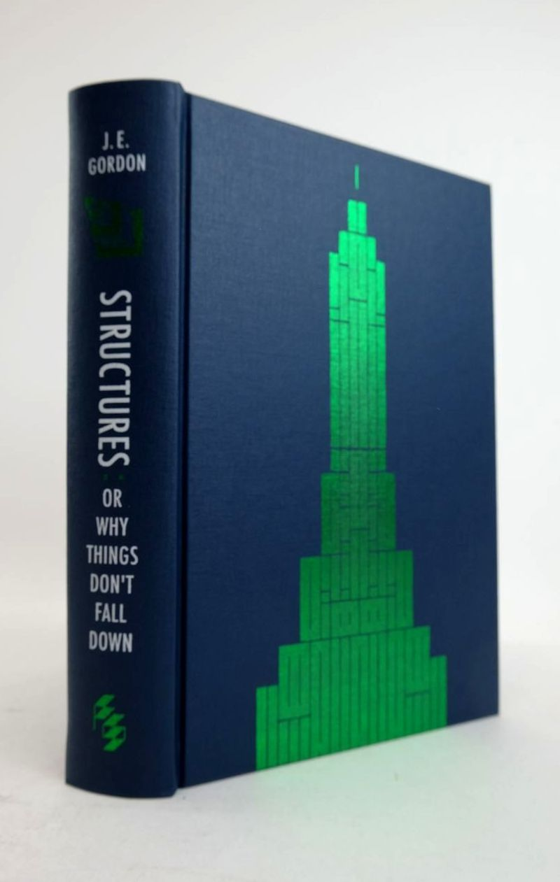 Photo of STRUCTURES: OR WHY THINGS DON'T FALL DOWN- Stock Number: 1821292