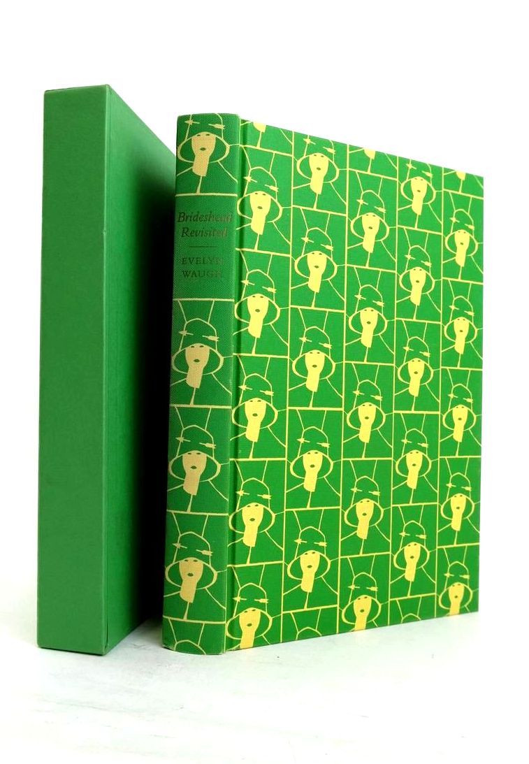 Photo of BRIDESHEAD REVISITED written by Waugh, Evelyn Raphael, Frederic illustrated by Rosoman, Leonard published by Folio Society (STOCK CODE: 1821293)  for sale by Stella & Rose's Books