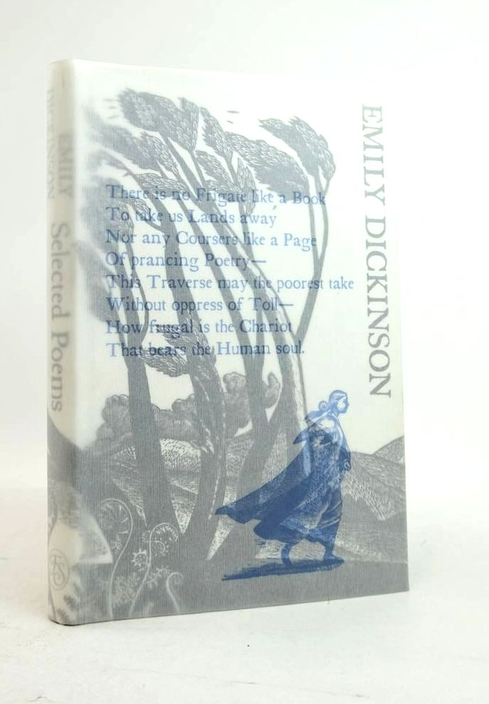 Photo of SELECTED POEMS written by Dickinson, Emily Greenlaw, Lavinia illustrated by Lydbury, Jane published by Folio Society (STOCK CODE: 1821308)  for sale by Stella & Rose's Books