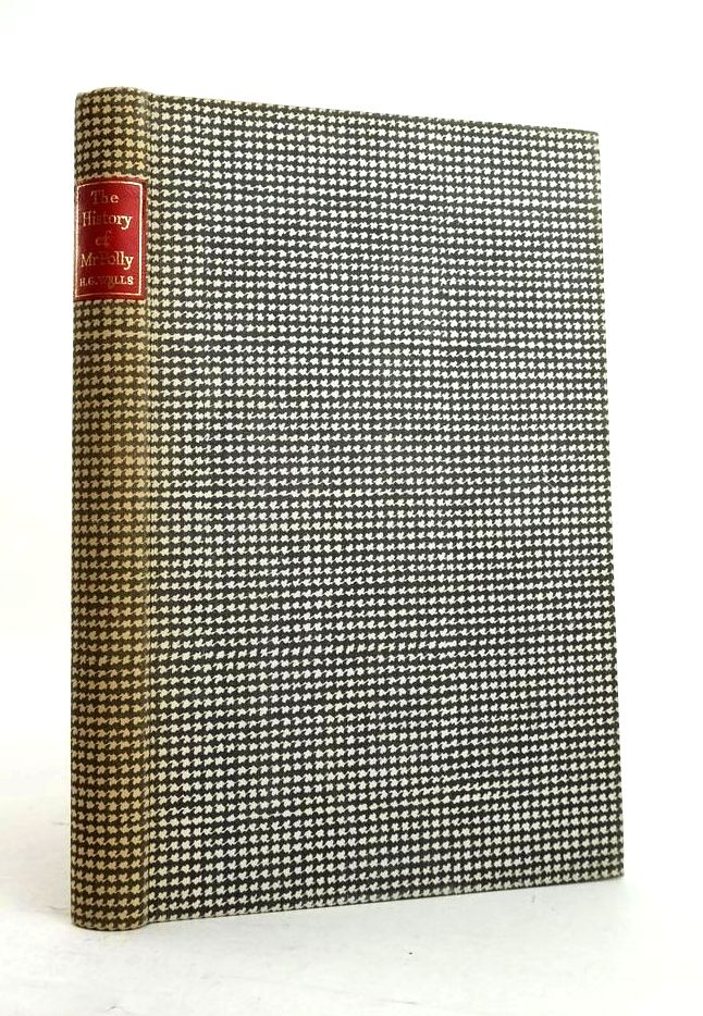 Photo of THE HISTORY OF MR POLLY written by Wells, H.G. illustrated by Ribbons, Ian published by Folio Society (STOCK CODE: 1821310)  for sale by Stella & Rose's Books