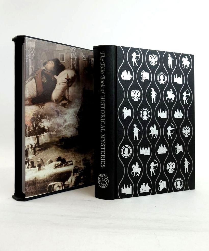 Photo of THE FOLIO BOOK OF HISTORICAL MYSTERIES written by Pindar, Ian published by Folio Society (STOCK CODE: 1821312)  for sale by Stella & Rose's Books