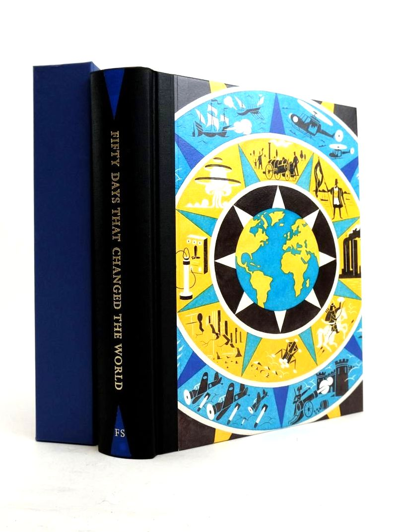 Photo of FIFTY DAYS THAT CHANGED THE WORLD written by Williams, Hywel published by Folio Society (STOCK CODE: 1821369)  for sale by Stella & Rose's Books