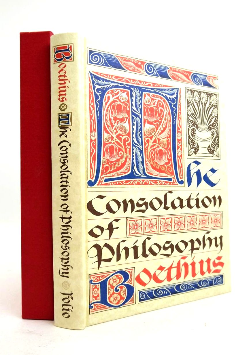 Photo of THE CONSOLATION OF PHILOSOPHY- Stock Number: 1821376