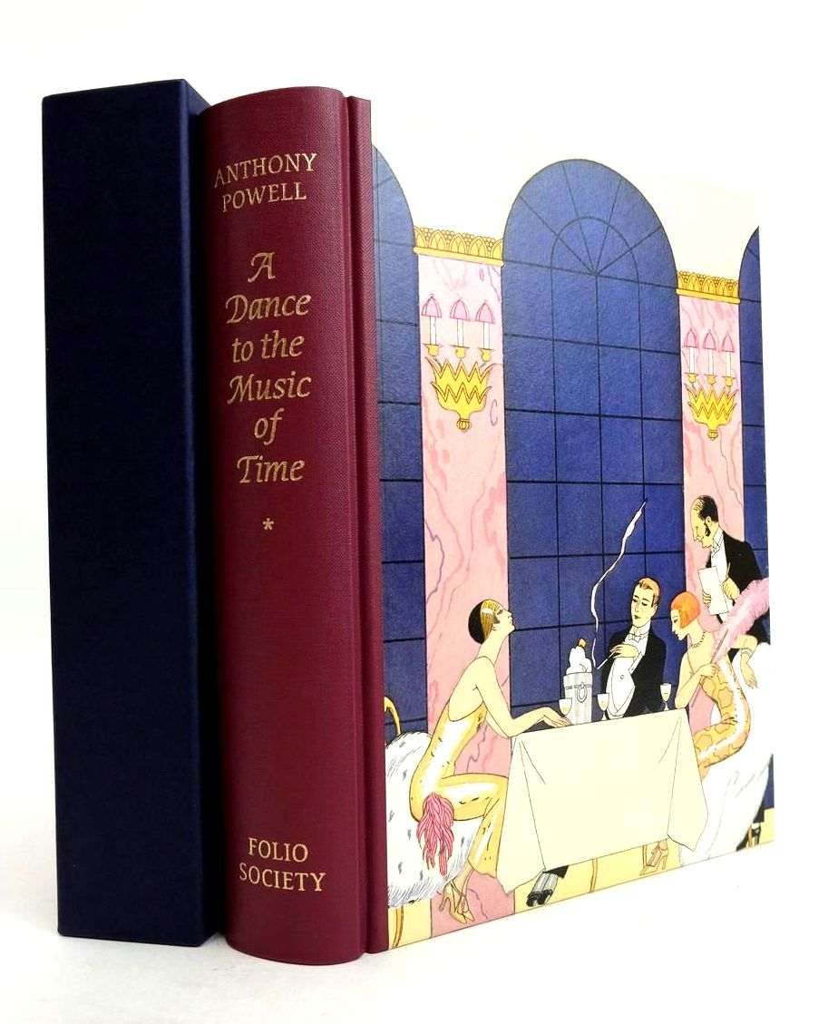 Photo of A DANCE TO THE MUSIC OF TIME: SPRING written by Powell, Anthony published by Folio Society (STOCK CODE: 1821390)  for sale by Stella & Rose's Books
