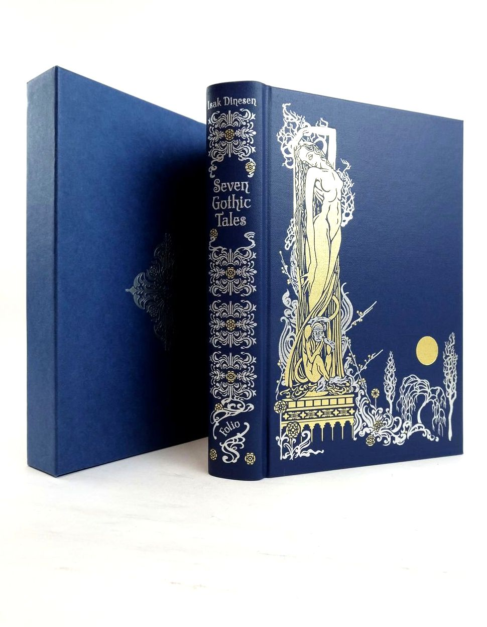 Photo of SEVEN GOTHIC TALES- Stock Number: 1821393