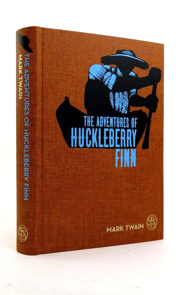Photo of THE ADVENTURES OF HUCKLEBERRY FINN written by Twain, Mark illustrated by Brockway, Harry published by Folio Society (STOCK CODE: 1821394)  for sale by Stella & Rose's Books