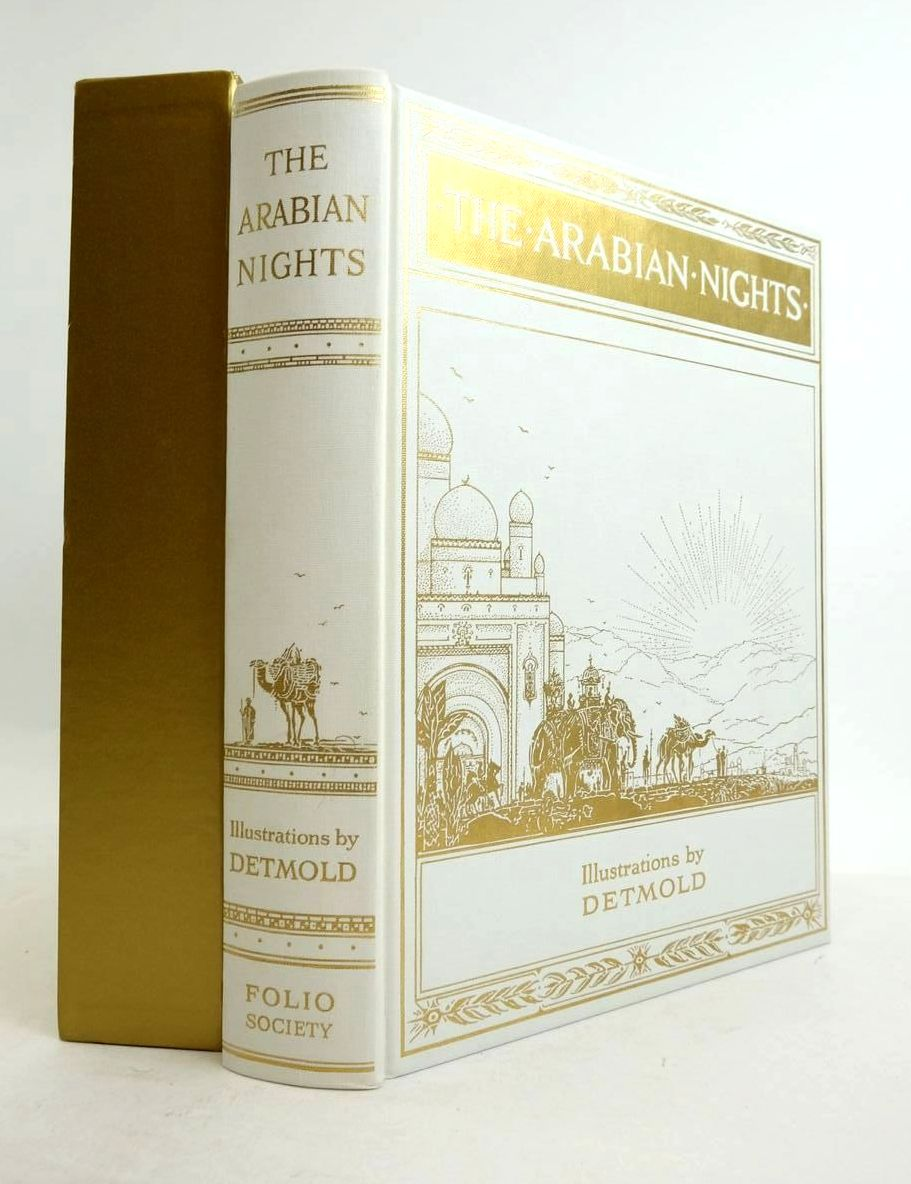 Photo of THE ARABIAN NIGHTS illustrated by Detmold, Edward J. published by Folio Society (STOCK CODE: 1821407)  for sale by Stella & Rose's Books