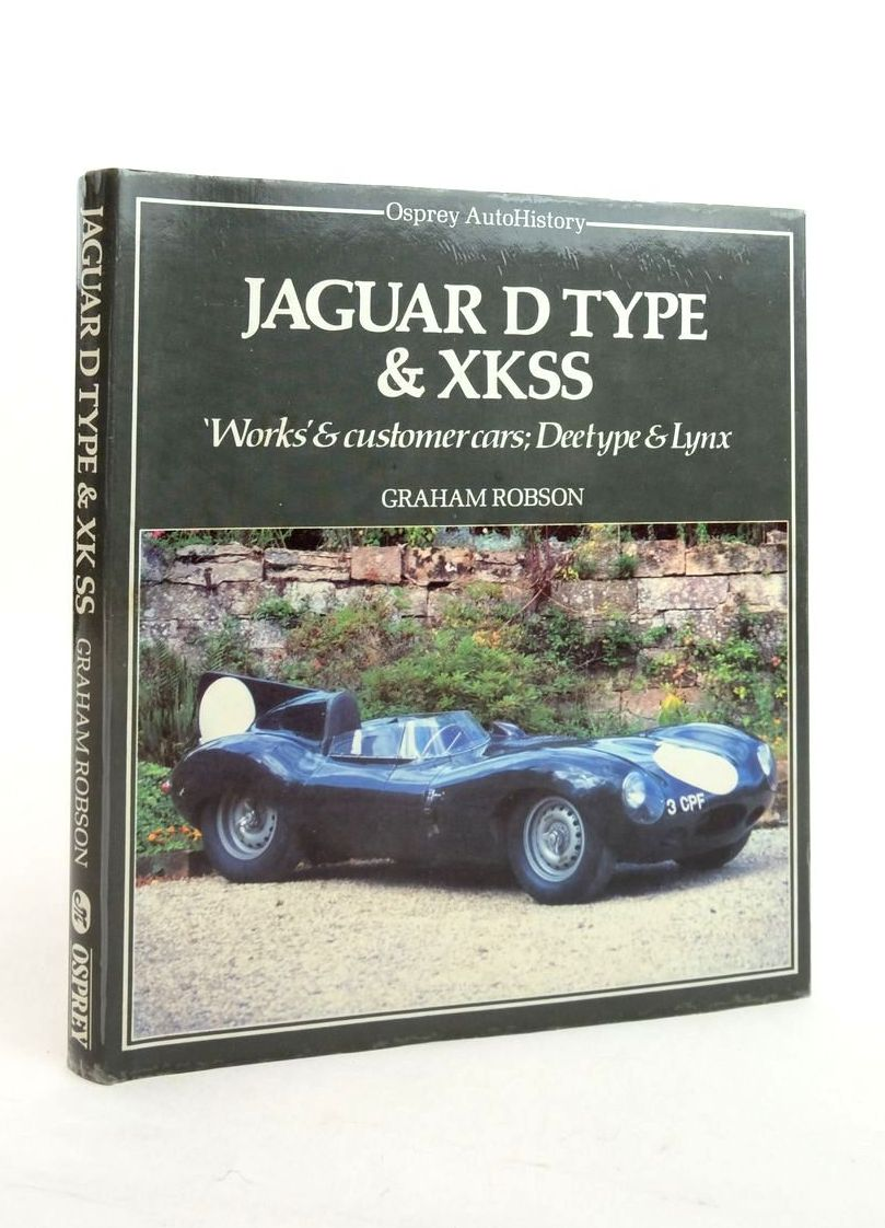 Photo of JAGUAR D TYPE & XKSS (OSPREY AUTOHISTORY)- Stock Number: 1821435