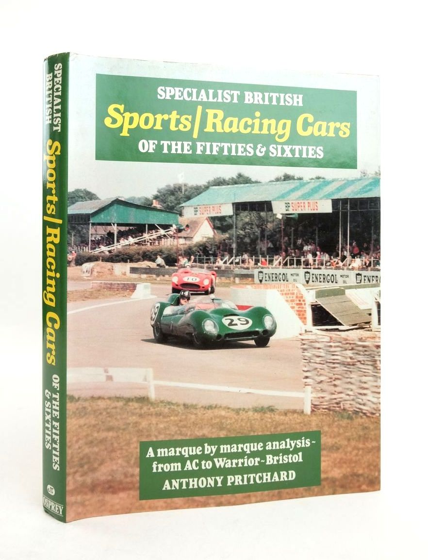 Photo of SPECIALIST BRITISH SPORTS/RACING CARS OF THE FIFTIES & SIXTIES written by Pritchard, Anthony published by Osprey Publishing (STOCK CODE: 1821436)  for sale by Stella & Rose's Books