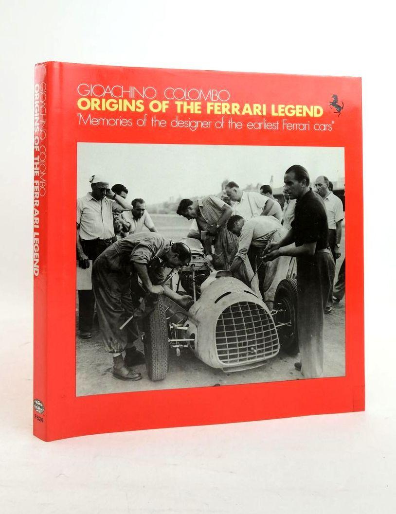 Photo of ORIGINS OF THE FERRARI LEGEND- Stock Number: 1821441