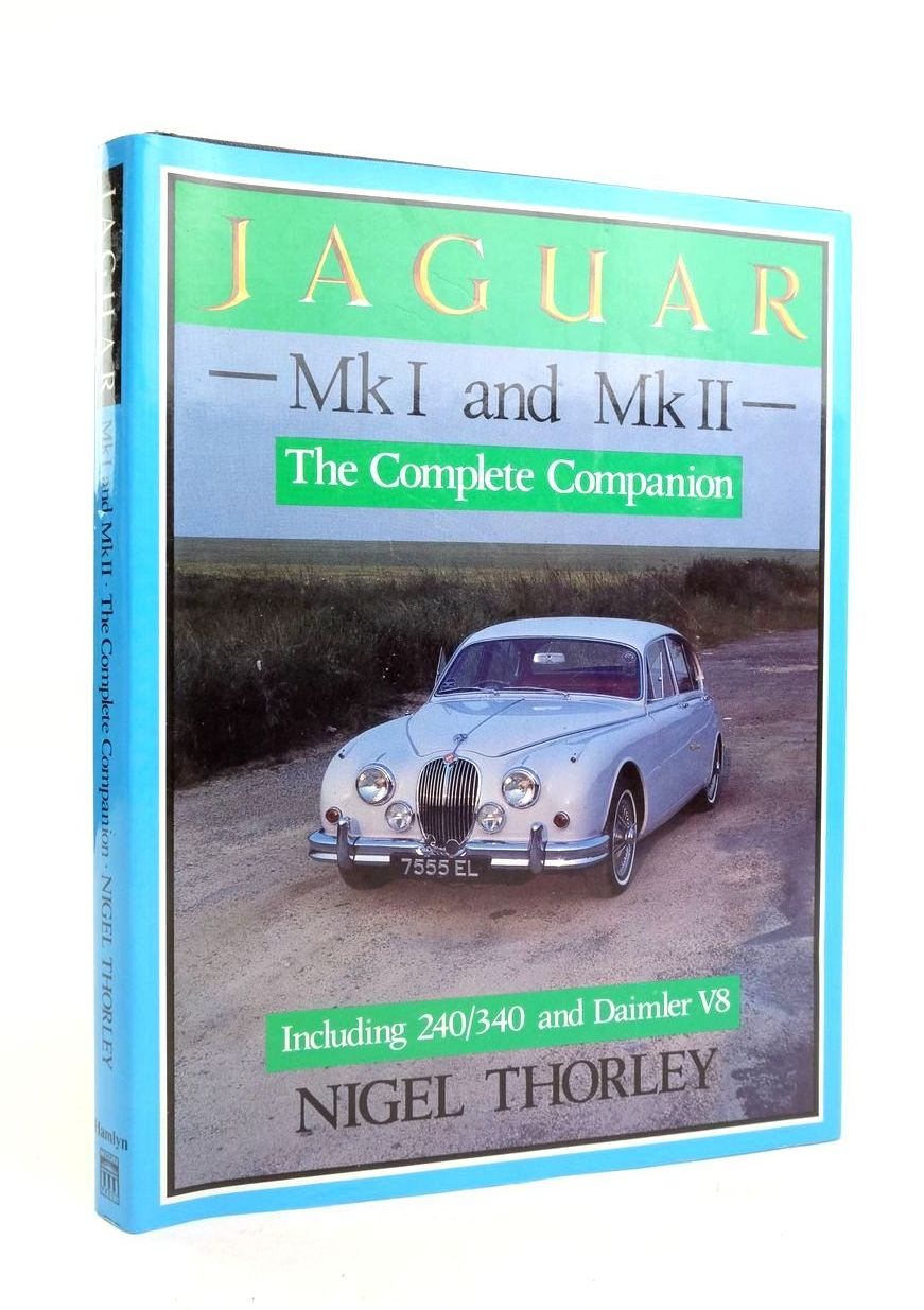 Photo of JAGUAR MKI AND MKII THE COMPLETE COMPANION- Stock Number: 1821448